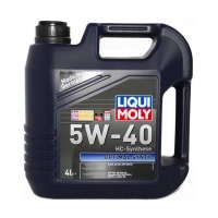 Моторное масло LIQUI MOLY Optimal Synth 5W40, 4л